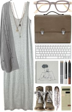 """BackToRoutine..."" by mhurtiz on Polyvore"