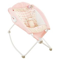 This print is adorable too! :)   Fisher-Price Rock 'n Play Sleeper - Rose Berry