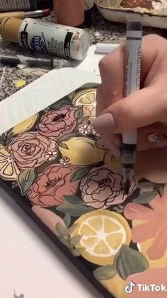 @beatrizacnunes #paintingartideas #techniques