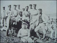 거문도의 영국 해군 사병