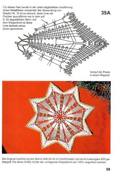 """""""Рождественские мотивы"""" Bobbin Lace Patterns, Lacemaking, Lace Heart, Lace Jewelry, Wire Weaving, Lace Detail, Origami, Diy And Crafts, Projects To Try"""