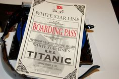 How to Hold a Final Titanic Supper Dinner Party