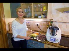 Kettle, Kitchen, Youtube, Stuffed Pork Loins, Pork Cheeks, White Rice, Food Processor, Entrees, Favorite Recipes