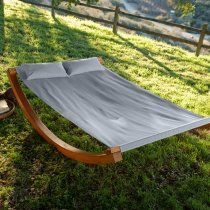Hammock with no trees.  I want one of these!!!