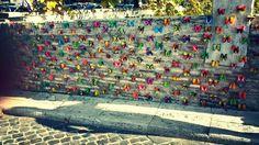 Butterflies in Trastevere, Rome