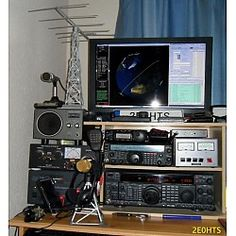The Wide, Wide World of Amateur Radio Santa Clara, CA #Kids #Events
