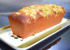 A B C vos IG: Cake à la rhubarbe (IG bas)