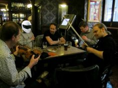 Rumour has it that the finest bow expert in the London violin trade is the Stig.