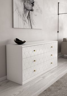 These 6 IKEA Malm Hacks Will Solve Your Bedroom Storage Problems Dresser Makeovers Bedroom Hacks IKEA Malm Problems Solve storage Commode Malm Ikea, Ikea Malm Drawers, Ikea Malm Nightstand, Bedroom Storage Ideas For Clothes, Bedroom Storage For Small Rooms, Ikea Bedroom Storage, Hack Ikea, Ikea Dresser Hack, Ikea Malm Hacks