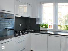 bydgoszcz na wyżynach - Kuchnia, styl nowoczesny - zdjęcie od Studio Forma MEBLE - projekty & produkcja mebli na zamówienie