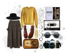 """Be Creative."" by hippierose on Polyvore"