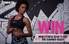 Win New Fitness Gear to Get You Summer-ready