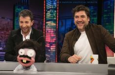 """194 Likes, 7 Comments - Javier Bardem Unofficial Site (@javierbardemunofficialwebsite) on Instagram: """"Javier is on TV in Spain on the talk show El Hormiguero 3.0 discussing #lovingpablo #javierbardem"""""""