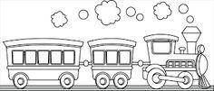"""Résultat de recherche d'images pour """"locomotive et wagon dessin"""""""