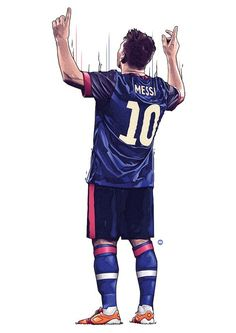 "Illustrations for the australian toy company ""Funtastic"", and their product ""Foot Bubbles. Lionel Messi"""