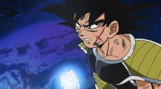 Bardock Minus in New Movie style by on DeviantArt Goku, Broly Movie, Db Z, Paint Background, Art Studies, New Movies, Akira, Dragon Ball Z, Original Art