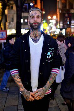Tattooed everywhere. #tattoo #tattoos #ink