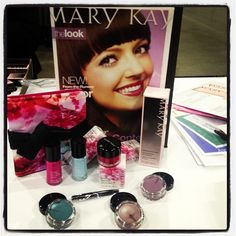 Mary Kay Spring 2013 Products are so great! Available to you in March! Book your makeover/party today to be sure you get yours first! www.marykay.com/awootten