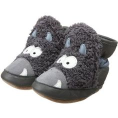 Robeez Soft Soles 3D Monster Bootie (Infant/Toddler/Little Kid),Grey,12-18 Months (4.5-6 M US Toddler) (Apparel)  http://234.powertooldragon.com/redirector.php?p=B003D3OCZK  B003D3OCZK