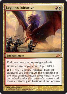 Legions-Initiative-x4-Magic-the-Gathering-4x-Dragons-Maze-mythic-rare-card-lot