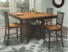 ARTA5454GIBLJTOP by Intercon Furniture - Arlington Gathering Top