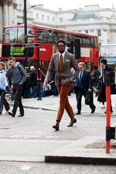 On the Street….Crosswalk, London « The Sartorialist