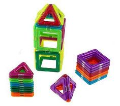 Magformers Magnetic Building Sets Make Perfect Gifts for Kids #magformers