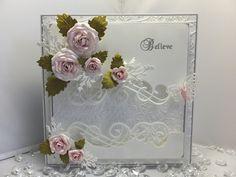 Drakes Field Cards: Believe Maidenhair Fern, Perfect Peony Complete Petals, Mini Gemini Lynx, Classic Rose, Magical Butterflies,