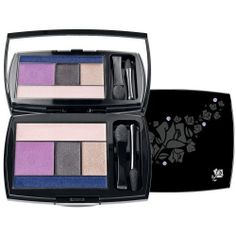 LANCOME COLOR DESIGN Eye Brightening All-In-One5 Shadow & Liner Palette in 'Lilac Seduction' (304)