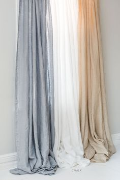 7 Interested Cool Tips: Curtains Bedroom Ties hanging curtains outside patio.Hanging Curtains Outside Patio farmhouse curtains pottery barn. Yellow Curtains, Ikea Curtains, Drop Cloth Curtains, Long Curtains, Curtains Living, Kitchen Curtains, Velvet Curtains, Bathroom Curtains, Layered Curtains