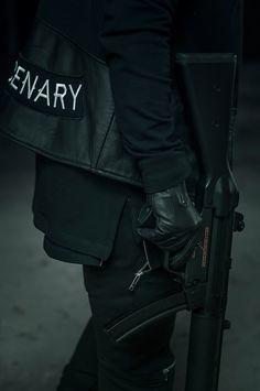 Victor Newcastle | mercenary