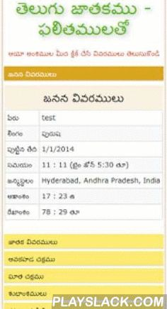 Online jatakam by date of birth in telugu in Melbourne