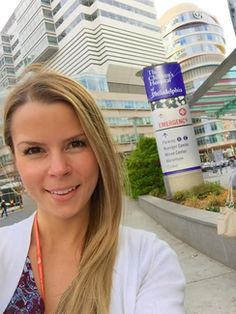 Sodexo Dietetic Intern Brianna Higgins gains clinical experience at the Children's Hospital of Philadelphia.