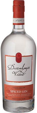 Darnley's View Spiced Gin product photo