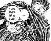 Berserk manga ~ haha ♥Puck