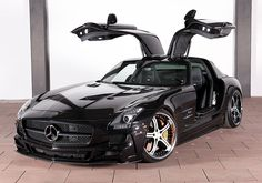 Mercedes-Benz SLS by MEC Design 1