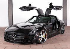 Mercedes-Benz SLS by MEC Design 1