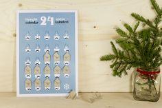 Muumuru kalenterit / calendars: Ajatus