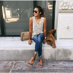 Love everything about this look!