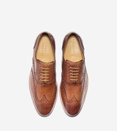 a6242506b2f Cambridge Wing Oxford Mens Wide Dress Shoes