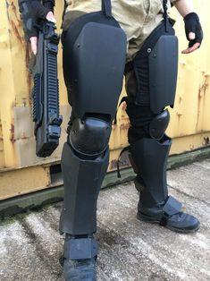 Us Armor, Iron Man Armor, Sci Fi Armor, Suit Of Armor, Tactical Armor, Tactical Wear, Cosplay Diy, Best Cosplay, Armadura Sci Fi
