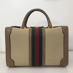 Vintage Gucci Train Cosmetic Case - a true collectors piece! £550