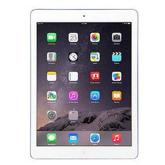 "Apple iPad Air 9.7"" Retina Display 32GB White MD789LL/A 1st Gen WiFi Silver"