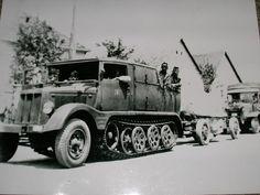 37M Hansa-Lloyd tüzérségi vontató