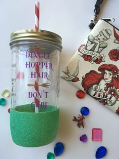Dinglehopper Hair Don't Care Ariel DisneyPrincess by Thingamabobs7
