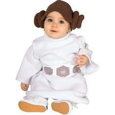 Disfraz de Princesa Leia para bebé: 29.99 (producto agotado)