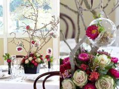 Flowers by @CHANEL Edwards Rose-Flowers. For more #wedding inspiration visit www.modernwedding.com.au.