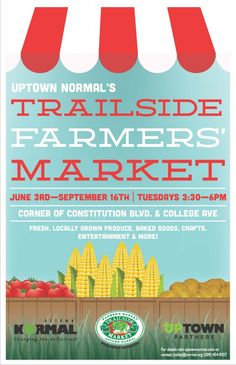 Farmer's Market - Uptown Normal