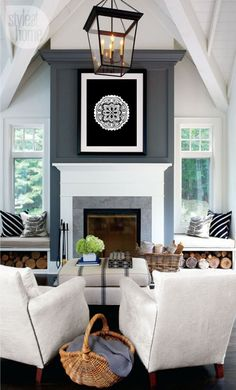 7 Worthy Cool Tricks: Living Room Remodel With Fireplace Coffee Tables living room remodel with fireplace basements.Living Room Remodel Ideas Money living room remodel with fireplace decor.Living Room Remodel With Fireplace Bookcases. My Living Room, Home And Living, Living Room Decor, Living Spaces, Modern Living, Cozy Living, Small Living, Cottage Living, Coastal Living