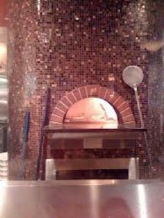 Pizza oven copper